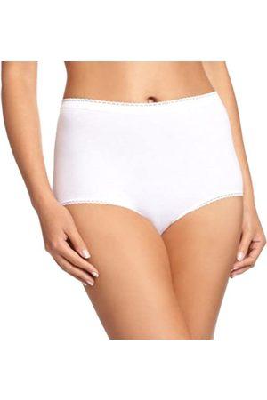 Playtex Cherish Womens Maxi Cotton High Rise Briefs