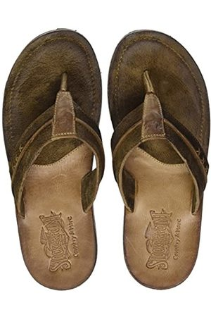 Stockerpoint Men's 1335 Beach & Pool Shoes, (Havanna Gespeckt Havanna gespeckt)