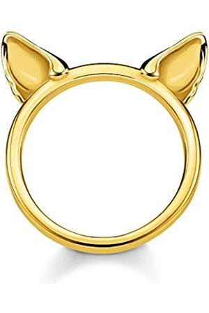 Thomas Sabo Women Vermeil Ring TR2260-413-39-52