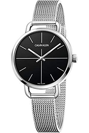 Calvin Klein Unisex Adult Analogue-Digital Quartz Watch with Stainless Steel Strap K7B23121
