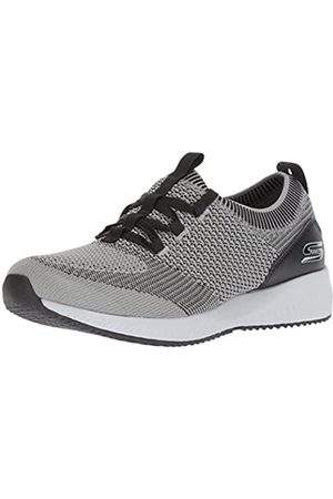 Skechers Women's BOBS Squad-Alpha GAL Trainers, ( Gybk)