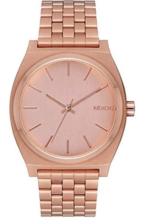 NIXON Unisex Analogue Quartz Watch with Stainless Steel Strap A045-897-00
