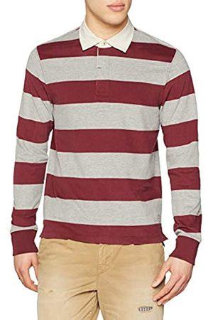 Jack & Jones Men's JPRDAYTON BLU. LS Polo Shirt