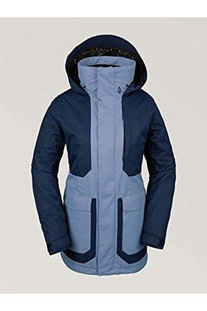 Volcom WomensLeeland Micro Fleece Lined Snow Jacket Insulated Jacket - - Small