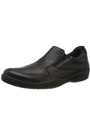 Jomos Men's Ergo-Com Loafers, (Schwarz 106-000)