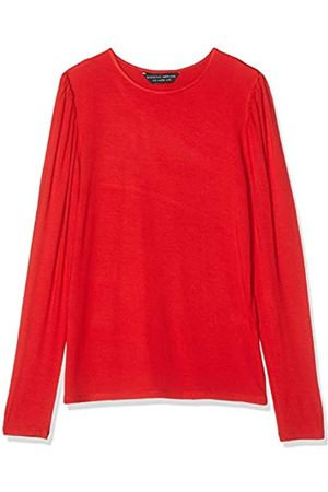 Dorothy Perkins Women's Z:Puf Sl 2Pk Blk/Red T-Shirt