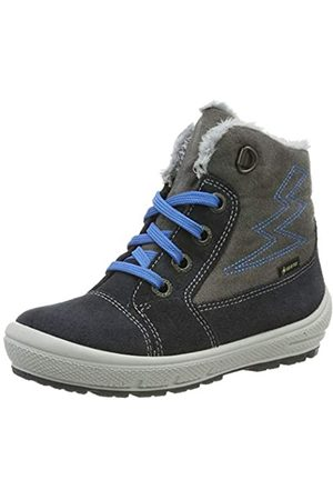 Superfit Boys' Groovy Snow Boots, (Grau 20)