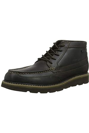 Rockport Men's Storm Front Moc Boot Moccasin (Dark Lea 002)