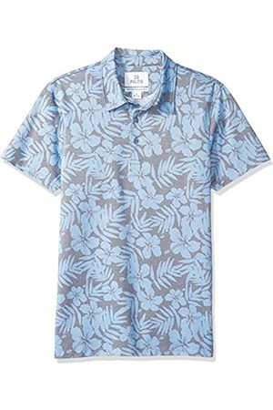 28 Palms Standard-Fit Hawaiian Performance Pique Polo Shirt Floral