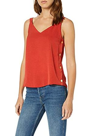 Dorothy Perkins Women's Side Button Cami Vest Top