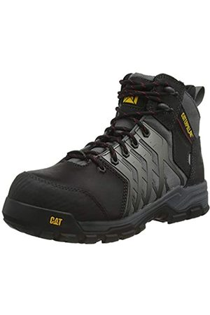 Caterpillar Men's Induction NT S1P Construction Boot, /Med Charcoal