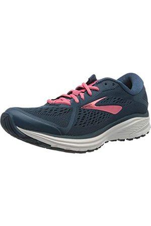 Brooks Women's Aduro 6 Running Shoe, Majolica/ /
