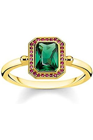 Thomas Sabo Women Vermeil Ring TR2264-973-7-50