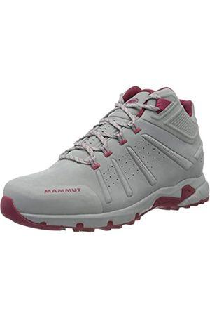 Mammut Women's Convey Mid GTX High Rise Hiking Shoes, (Highway-Dark Dragonfruit 00373)