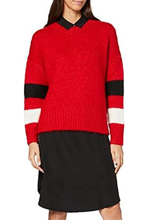 Herrlicher Women's Karina Fleece Wool Jumper