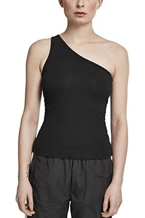 Urban Classics Women's Ladies Asymmetric Top Sports Tank