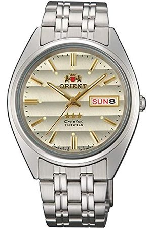 Orient Women's Analogue Automatic Watch with Stainless Steel Strap FAB0000DC9