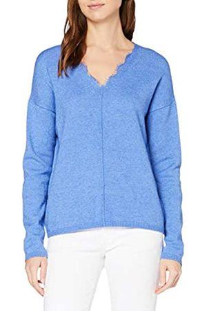 Tom Tailor Women's Spitzenpullover Sweater