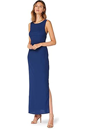 TRUTH & FABLE Amazon Brand - Women's Maxi Tie Back Dress, 8