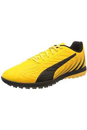 Puma Hombre One 20.4 Tt Botas de fútbol, Amarillo (Ultra - Alert 01)