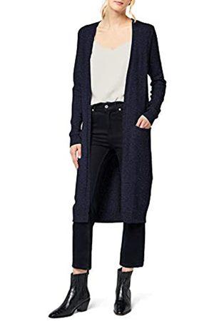 Vila Women's Viril L/s Long Knit Cardigan-noos