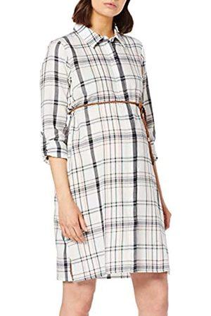 Mamalicious Mlellie L//S Woven Abk Dress Vestito Donna