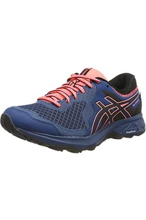 Asics Women's Gel-Sonoma 4 G-tx Running Shoes, (Mako /Sun Coral 400)