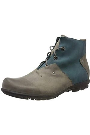 Think! Men's Kong_585658 Desert Boots, (Anthrazit/Kombi 15)