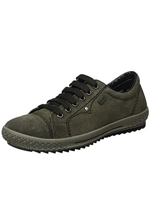 Rieker M6104, Women's Sneakers, (graphit / 45)