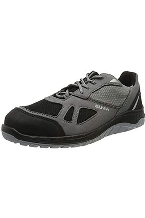 ELTEN Men's Malcolm Low ESD S1p Safety Trainers, (Grau 3)