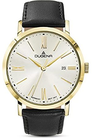 DUGENA Men's Analogue Quartz Watch with Leather Strap 4460734