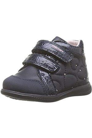 Pablosky Baby Girls' 66525 Slippers, (Azul Azul)