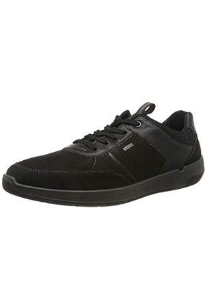 ARA Men's Patrick 1137057 Low-Top Sneakers, (Schwarz 05)