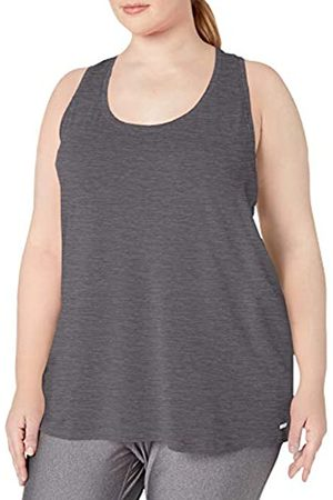 Amazon Plus Size Tech Stretch Racerback Tank Top T-Shirt