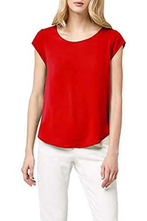 Only Women's Onlvic S/s Solid Top Noos Wvn Plain Vest Long Sleeve T-Shirt
