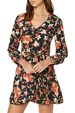 Dorothy Perkins Women's Ruffle Wrap Dress Party