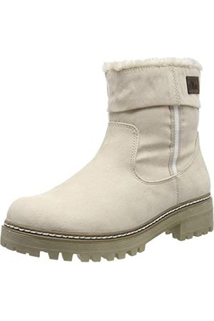 s.Oliver Women's 5-5-26475-23 Ankle Boots, (Cream 408)