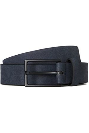 find. Men's Belt in Textured PU with Metal Buckle