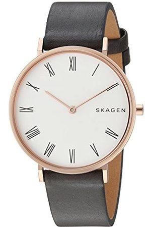 Skagen Women's Analogue Quartz Watch with Leather Strap SKW2674