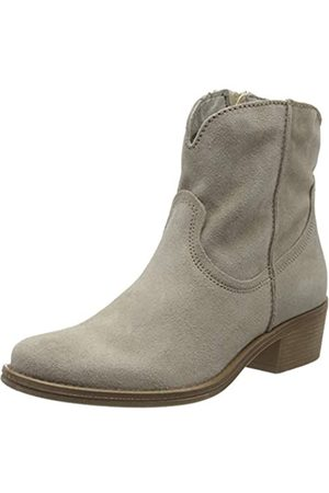 s.Oliver Women's 5-5-25304-24 Cowboy Boots, (Taupe 341)