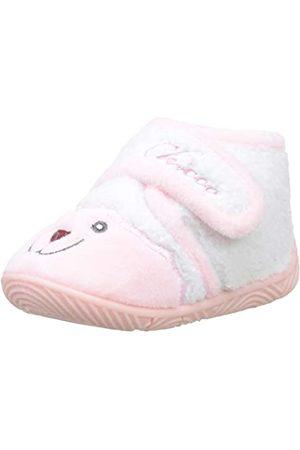 chicco Girls' Polacchino Twist Slippers, (Rosa 100)