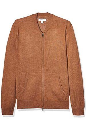 Goodthreads Merino Wool Bomber Sweater Camel