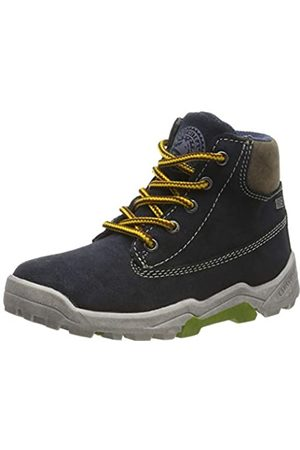 Lurchi Boys Snow Boots - Boys' Tom-tex Snow Boots, (Navy 22)