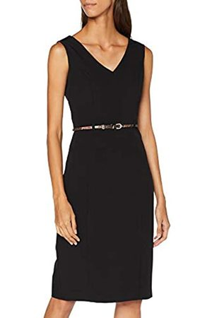 Dorothy Perkins Women's Black Snake Dress Party