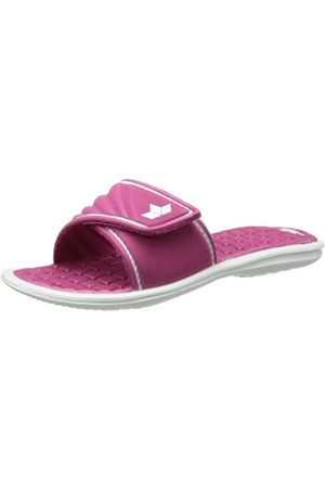 LICO Women's Malediven Beach & Pool Shoes, ( /Weiss /Weiss)