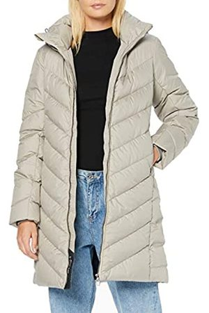 G-STAR RAW Women's Whistler Slim Down Hooded Long Coat
