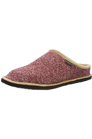 Fargeot Unisex Adults Sagesse Low-Top Slippers, (Rot 7610030)