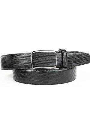 Anthoni Crown Men's's 30HF10 Belt Schwarz 010)