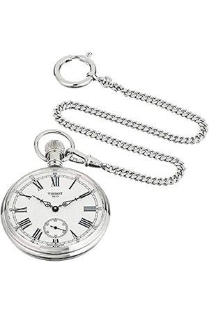 Tissot Analog Swiss Automatic Pocket Watch T8614059903300
