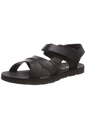 Geox Men's U Glenn E Ankle Strap Sandals, ( C9999)